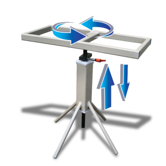 Heavy Duty Spray Table