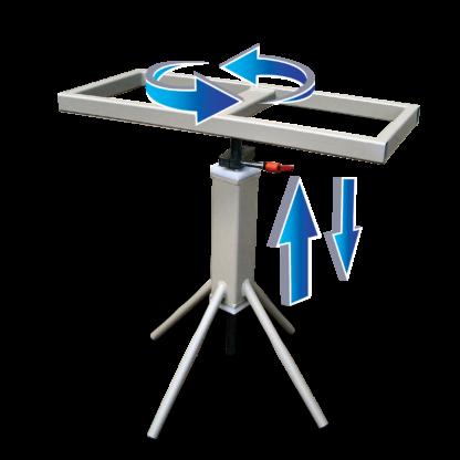 Heavy Duty Spray Table