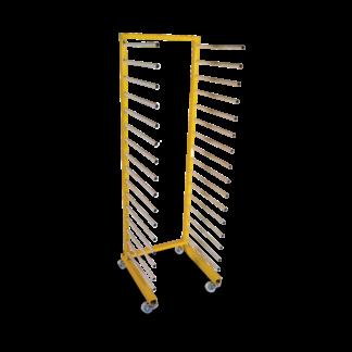 16 Bar Drying Rack