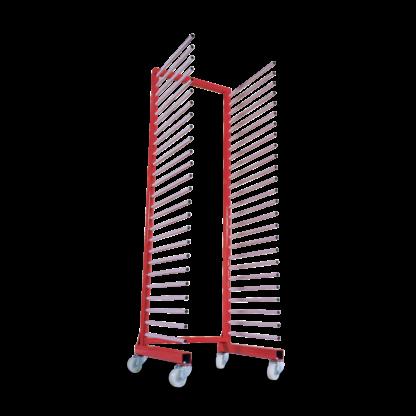 25 Bar Drying Rack
