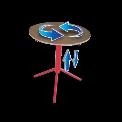Standard Spray Table
